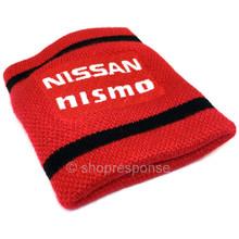 Nismo Wristband / Reservoir Tank Cover -Red (KWA2A-60E00)