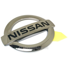 "OEM Nissan 09-17 GT-R R35 Rear ""Nissan"" Emblem (84890-KB50A)"