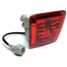 JDM Nissan 09-17 370Z Fairlady Z Z34 Rear Red Fog Light (	 26580-1EL1A)