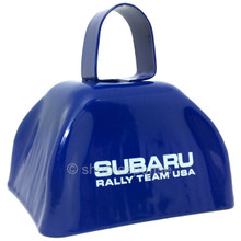 Subaru Rally Team USA Cowbell - Blue