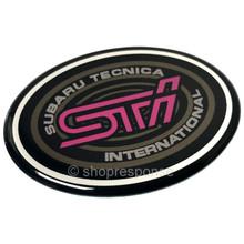 OEM / JDM Subaru Impreza WRX STi Oval Front Fender Emblem (ST9100055010)