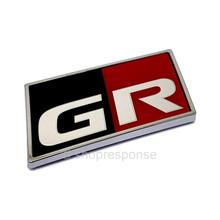 "OEM Toyota 2020 Supra A90 Rear Gazoo Racing ""GR"" Emblem (75430-14010)"