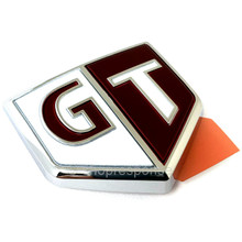 "OEM / JDM Nissan 99-02 Skyline R34 Side ""GT"" Emblem (63896-AA100)"
