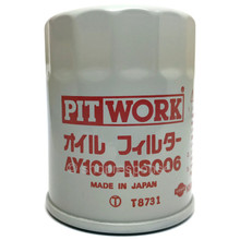 OEM / JDM Nissan Pit Work Oil Filter (AY100-NS006)