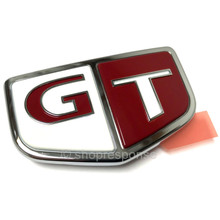 "OEM / JDM Nissan 95-98 Skyline R33 Side ""GT"" Emblem (63896-15U00)"