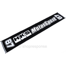 HKS 51007-AK249 Motorsport Goods Towel - Black