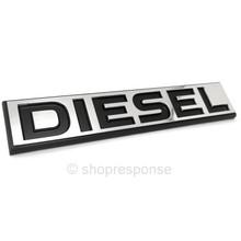 """OEM Toyota Land Cruiser BJ40 / BJ60 Front Grill """"Diesel"""" Emblem (75315-90A02)"""