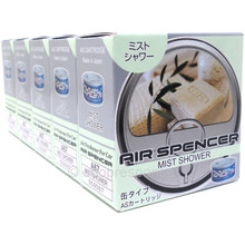 Air Spencer AS Cartridge Mist Shower Air Freshener x5