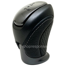 OEM Nissan 09-20 GTR R35 Black / Grey Shift Knob (34910-KB50A)