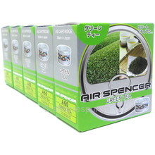 Air Spencer AS Cartridge Green Tea Air Freshener x5