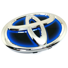 "OEM Toyota 91-94 Front Grill Blue ""T"" Emblem (75310-47010)"