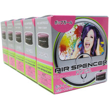 Air Spencer AS Cartridge Pop Girl Air Freshener x5