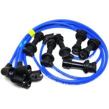 NGK RC-TX07 Spark Plug Wire Set: 86-92 Toyota Supra Base MA70 7M-GE