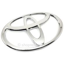 "OEM Toyota 98-07 Land Cruiser J100 UZJ100 Rear ""T"" Emblem (75471-24131)"