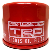 TRD Sport Oil Filter - 13-20 Scion FR-S / Subaru BRZ / Toyota 86 & GT86 (MS500-18001)