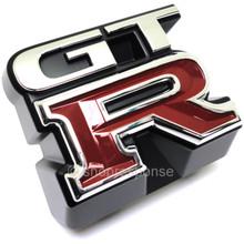 "OEM / JDM Nissan 95-98 GT-R R33 Front ""GT-R"" Emblem (62896-24U00)"