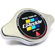 GReddy 13911005 Type N High Pressure Radiator Cap - Brushed