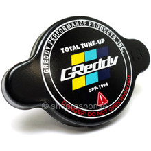 GReddy 13911002 Type S High Pressure Radiator Cap - Black