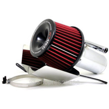 APEXi 508-H011 Power Intake Dual Funnel Air Cleaner: 02-06 Acura RSX Type S / 02-05 Honda Civic Si & SiR