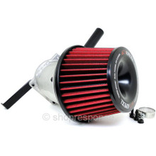 APEXi 507-N004 Power Intake Dual Funnel Air Cleaner: Nissan 180SX / 240SX / Silvia S13 (SR20DET)