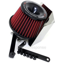 APEXi 508-Z001 Power Intake Dual Funnel Air Cleaner: 90-93 Mazda Miata / Eunos Roadster