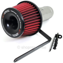APEXi 508-H005 Power Intake Dual Funnel Air Cleaner: 96-00 Honda Civic Coupe EX & Si / 96-00 Honda CR-V
