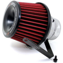 APEXi 508-H004 Power Intake Dual Funnel Air Cleaner: 94-01 Acura Integra GS-R / Type R