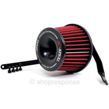APEXi 508-N020 Power Intake Dual Funnel Air Cleaner: 03-06 Nissan 350Z / Fairlady Z Z33