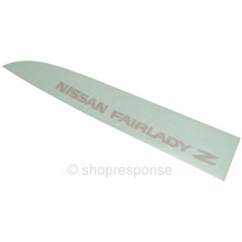 "JDM Nissan 300ZX Fairlady Z Z32 Rear ""Fairlady Z"" Decal (93094-30P01)"