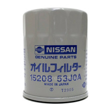 Nissan 15208-53J0A Oil Filter (UNF 3/4-16)