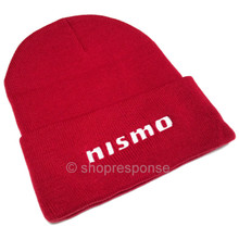 Nismo Beanie Hat (Red)
