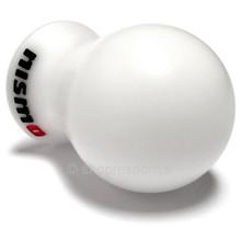 Nismo Resin Shift Knob - White (C2865-1EA04)