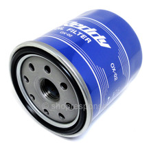 GReddy 13901102 OX-02 Oil Filter: Mazda (3/4-16UNF)