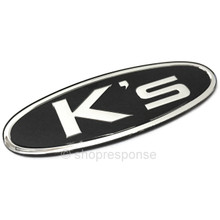 JDM Nissan 89-94 240SX Silvia S13 K's Emblem (Black)