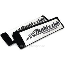 Buddy Club BC08-SP001-B Shoulder Pads (Black)