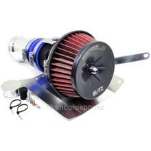BLITZ 59128 SUS Power LM Air Cleaner: 13-16 Scion FR-S / Subaru BRZ / Toyota 86 & GT86 (Red)