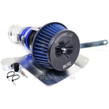 BLITZ 56128 SUS Power LM Air Cleaner: 13-16 Scion FR-S / Subaru BRZ / Toyota 86 & GT86 (Blue)