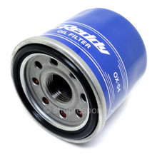 GReddy 13901104 OX-04 Oil Filter: Nissan 180SX RPS13 / Fairlady Z Z33, Z34 / Silvia S14, S15 / Skyline V35, V36 (M20xP1.5)