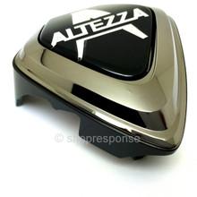 "JDM Toyota Lexus IS300 Front Grill ""Altezza"" Emblem (Black)"