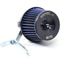 BLITZ 56075 SUS Power LM Air Cleaner: 01-07 Mitsubishi Lancer Evolution 7/8/9