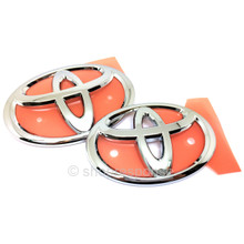 "JDM Toyota 13-15 Scion FRS 86 ""T"" Emblems"