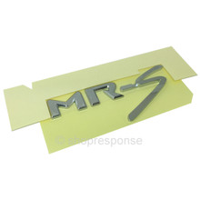 OEM / JDM Toyota 99-07 MR2 MR-S Rear Emblem (75471-17130)