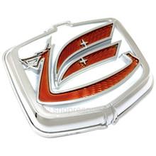 OEM Toyota 70-77 Celica Quarter Panel Emblem - Red (75386-14902)