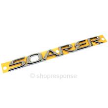 """JDM Toyota 01-10 Lexus SC430 UZZ40 Rear """"Soarer"""" Emblem"""