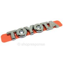 "OEM Toyota 13-16 Scion FRS GT86 Rear ""Toyota"" Emblem"