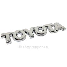 "OEM Toyota 03-08 Corolla / Matrix Rear ""Toyota"" Emblem (75441-02060)"