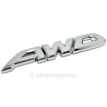"OEM Subaru 04-05 Forester X & XT Rear ""AWD"" Emblem (91174SA050)"