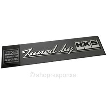 "HKS 51003-AK118 ""Tuned by HKS"" Decal"