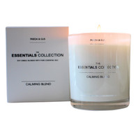 Essential Oils CALMING Blend XLarge Soy Candle