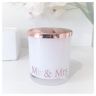 Mr & Mrs Candle by Frieda & Gus